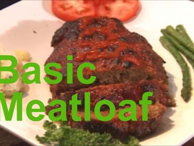 How to Make Meatloaf with Bread Crumbs