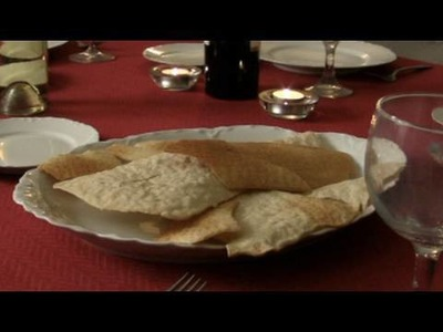 How to Make Your Own Matzo
