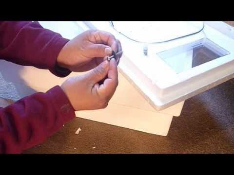How to make  youre own larger incubator