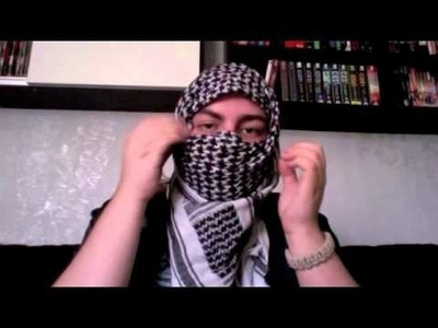 How To Tie A Shemagh