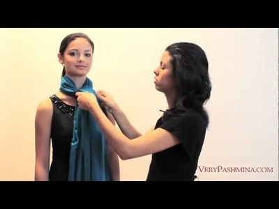 How To Wear A Pashmina - 10 Stylist Suggestions