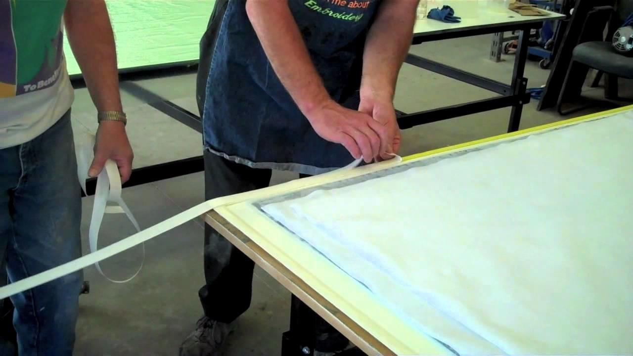 IMW: How to make a carbon fiber panel