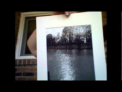 Matting:  Make your photos pop!