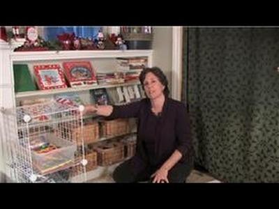 Organization Tips : How Do I Get a Kid's Room Organized?