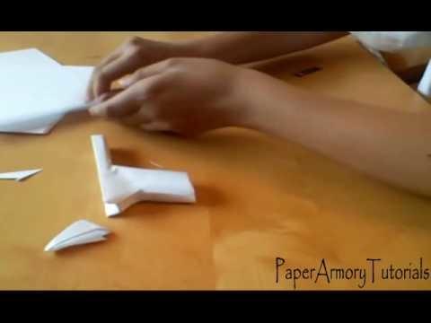 Paper Glock 26 tutorial