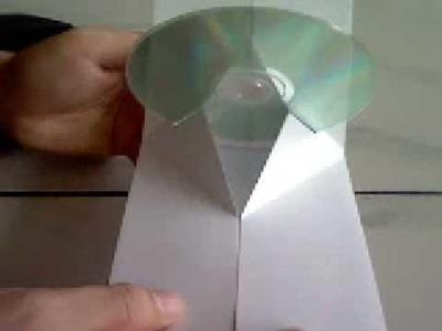 Pop up beak CD packaging by Chungdha.com Media on Youtube