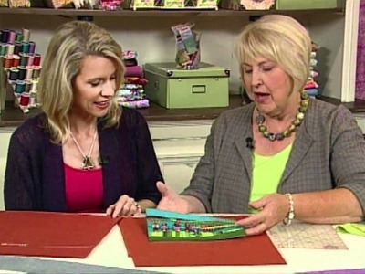 Quilting Arts TV Episode 701 Preview