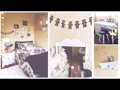 ROOM TOUR! Decorating on a Budget | thataylaa