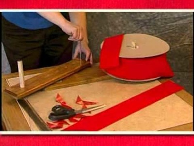 The Perfecr Bow Maker.( How to make bows)