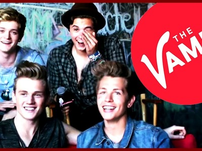 THE VAMPS talk EMBARRASSING MOMENTS!
