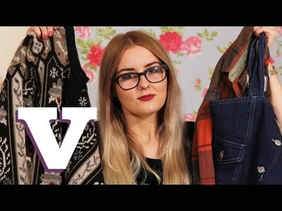 Thrift Store.Charity Shop Haul: The Vintage Vision S01E6.8