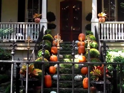 Autumn Decorating Ideas for Your Porch