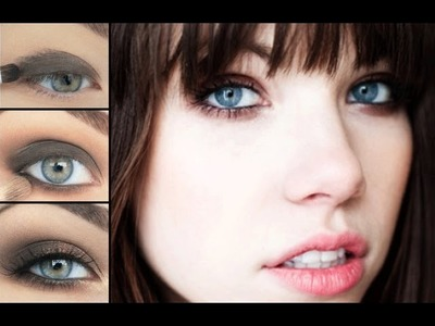 Carly Rae Jepsen - Call Me Maybe - Music Video Makeup Tutorial