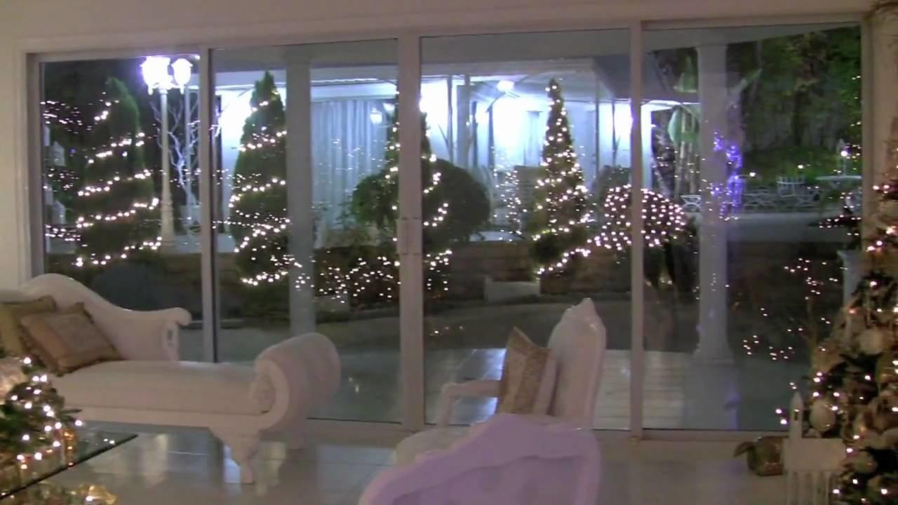 Christmas Winter Wonderland House Decorations