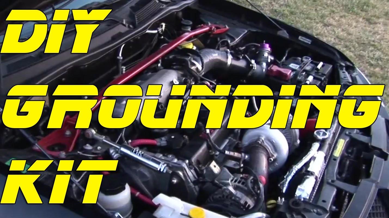 DIY Grounding Kit, B15 Turbo Sentra SER Spec V