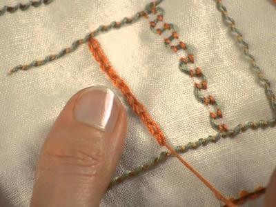 Embroidery Essentials - Chain Stitch (FREE SAMPLE)