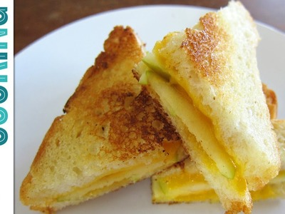 Grilled Cheese! - How To Make a Fancy Grilled Cheese Sandwich