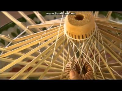 How its Made - Paper Umbrellas