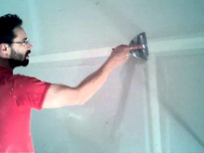 How To Apply Drywall Tape