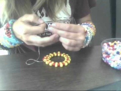 How To Make A Kandi Cuff