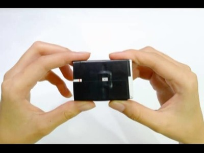 How to make a matchbox pinhole camera