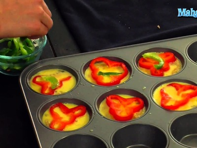 How to Make Muffin Tin Eggs For Christmas