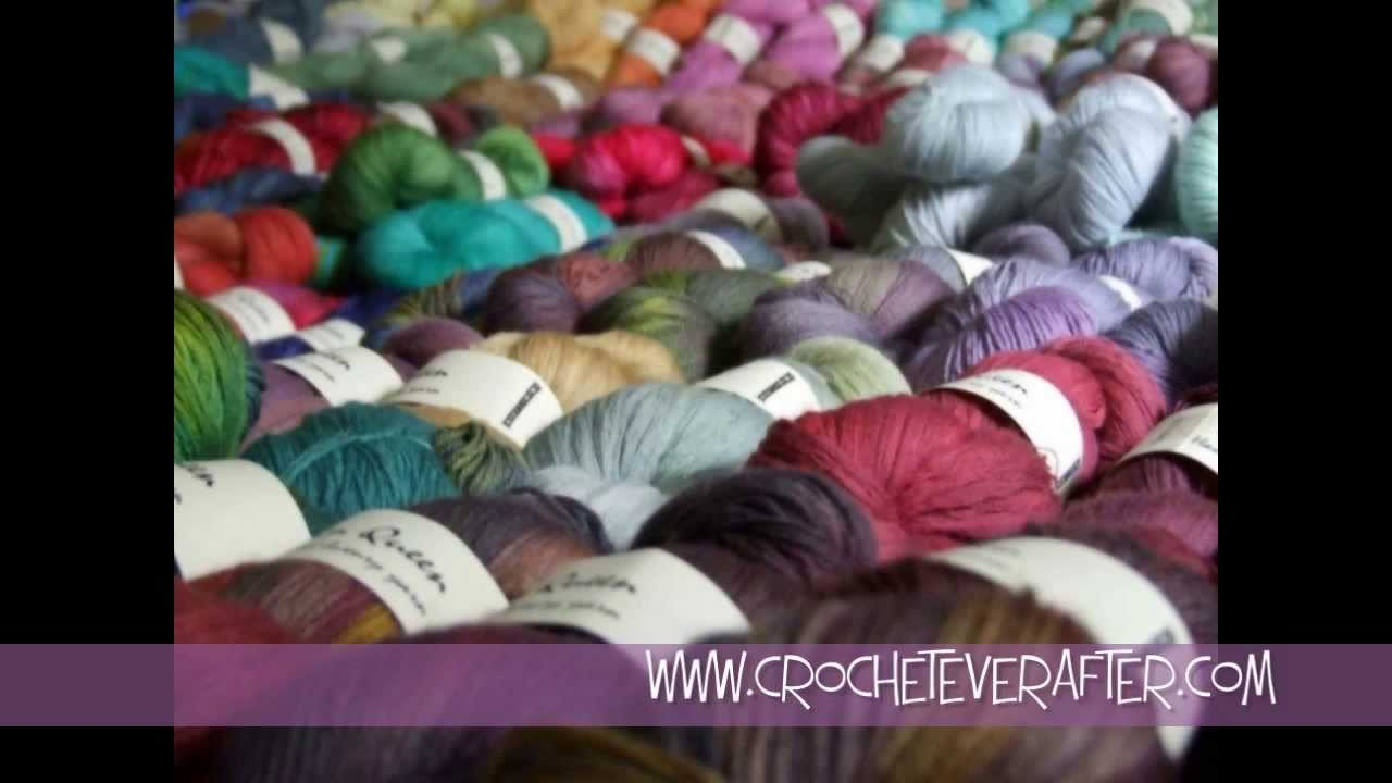 How to Read a Yarn Label Tutorial