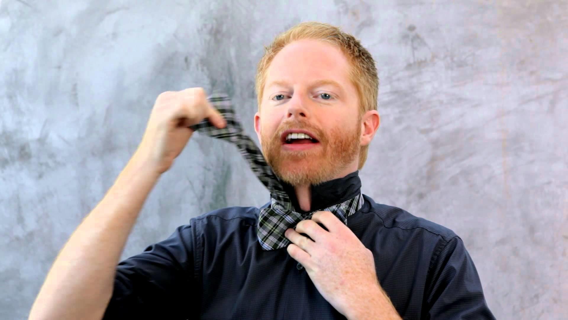 How to Tie a Bow Tie, with Jesse Tyler Ferguson