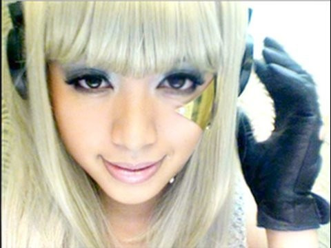 Lady GaGa Poker Face Tutorial