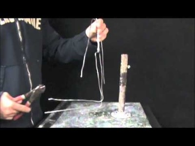 Learn How To Sculpt ClayHow to make an 18 inch armature