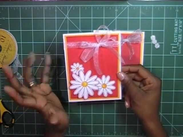 Low Cost Card Making: Episode 1