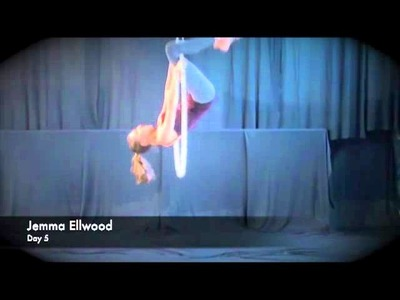 My Aerial Home presents: DANCERS INTENSIVE SHORT COURSES