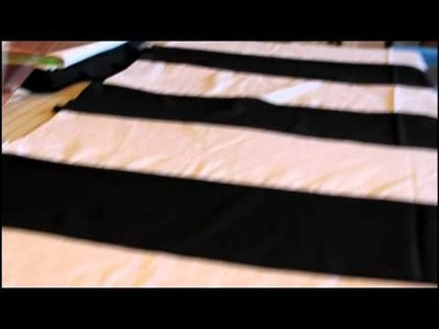 Part 1: Cutting and Sewing checkerboard. chessboard quilt top gameboard adult kids activity