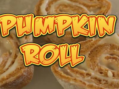Pumpkin Roll Recipe | Vegan | The Vegan Zombie
