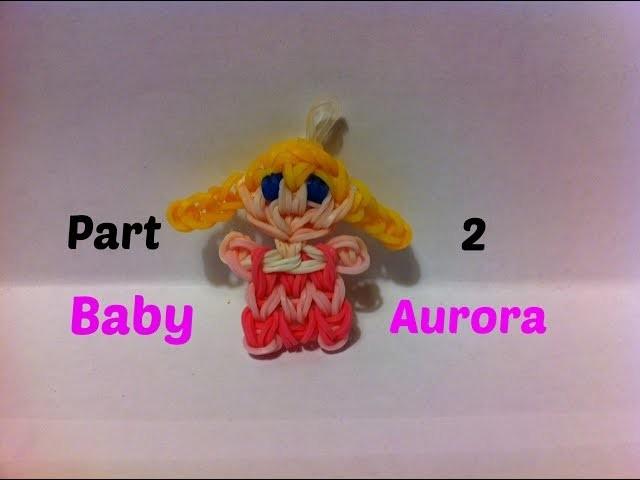 Rainbow Loom - Baby Aurora Part 2