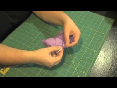 Sew a Yo-Yo, yoyo, make a quilt or other great project out of yo-yos