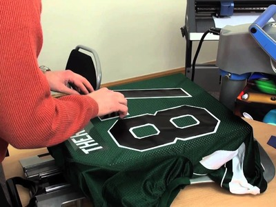 The Fastest, Easiest Way to Personalize Team Uniforms