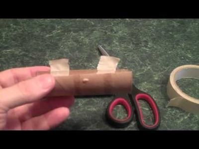 Toilet Paper Tube Marble Run How to. Howto