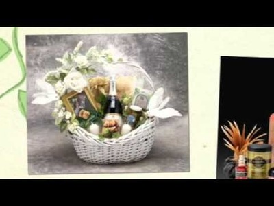 Wedding and Romance Gift Baskets