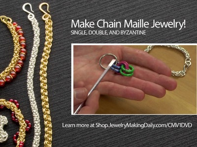357 ChainMaille Promo