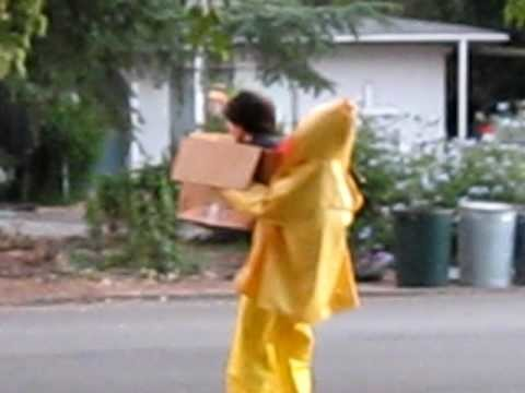 Boy in the box take one