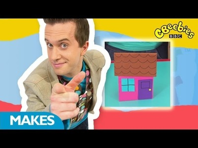 CBeebies: Mister Maker Around The World - Paper Bag House - 1 Minute Make