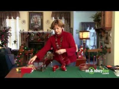 Christmas - Making Festive Bows