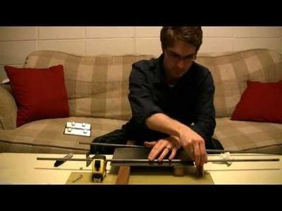 DIY Slider (Ultimate Slider) - How to build a DSLR slider. under $40