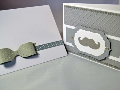 Envelope Punch Board - Handmade Envelope and Paper Bow Tutorial