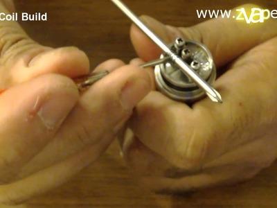 How I build a Dual Coil Dripper