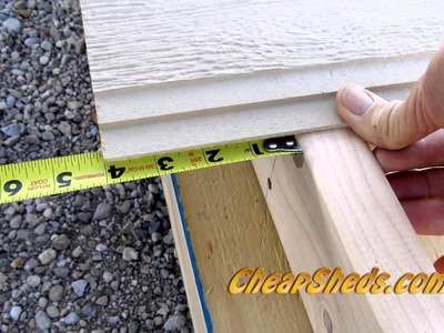 How To Build An 8x12 Shed In 10 Easy Steps