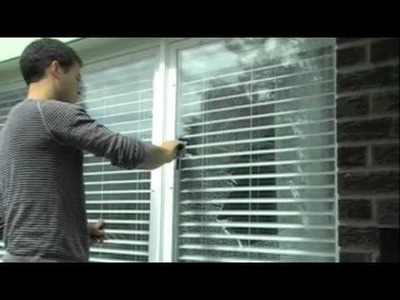 How to clean house windows