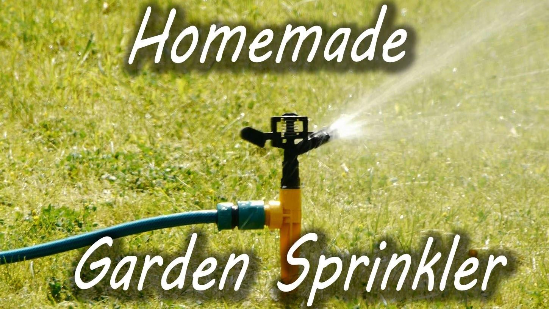 How to Make a Garden Sprinkler