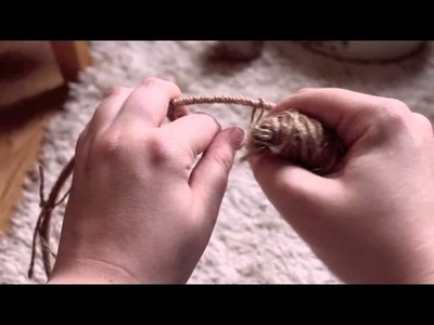 HOW TO MAKE A HIPSTER DREAM CATCHER